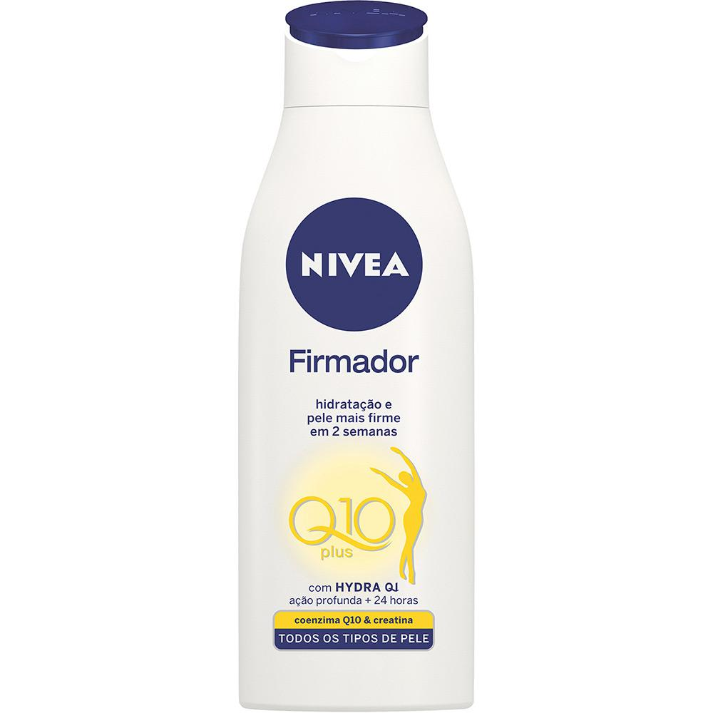 Locao Hidratante Firmadora Nivea Body Q10 Plus 200ml