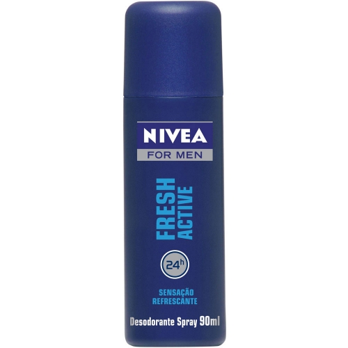 Desodorante Nivea Spray For Men 90ml