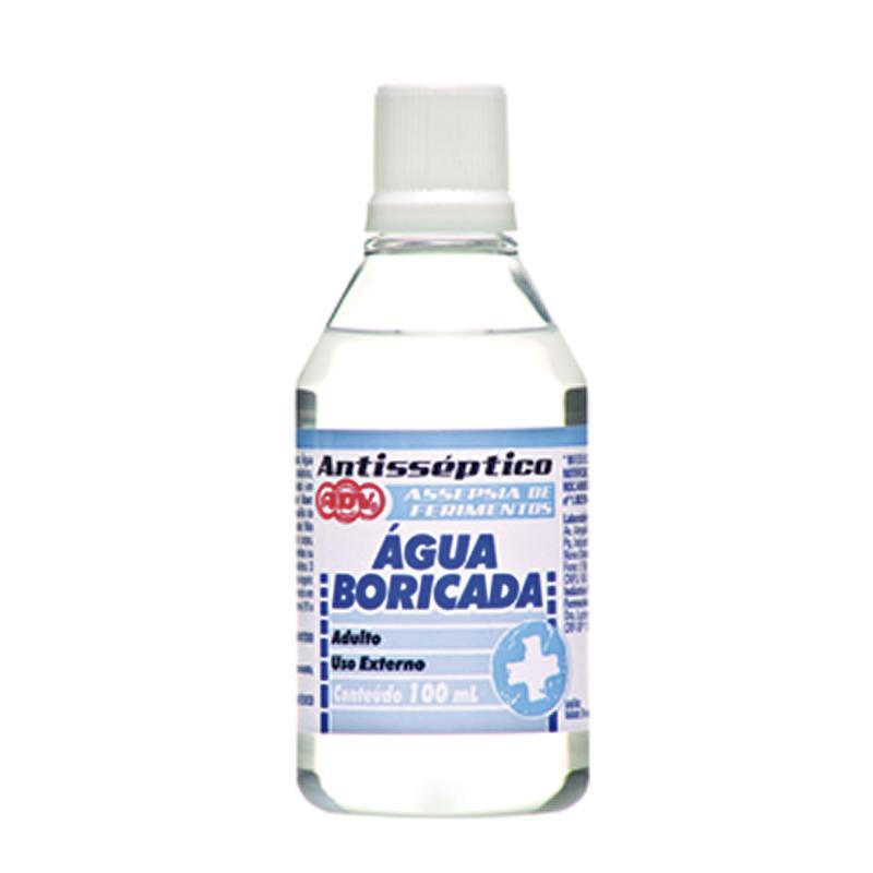 Agua 3% Boricada Farmax  100ml
