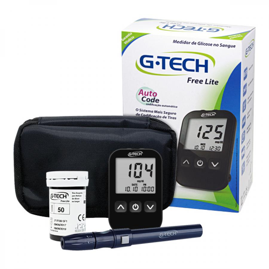 G-TECH FREE LITE KIT MONITOR+10TIR