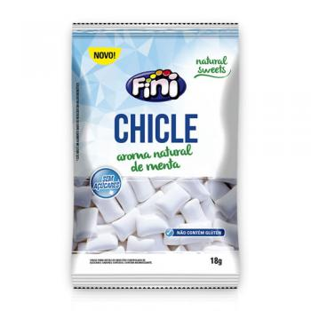 Chiclete Natural Sweets Sem Acucar 18g