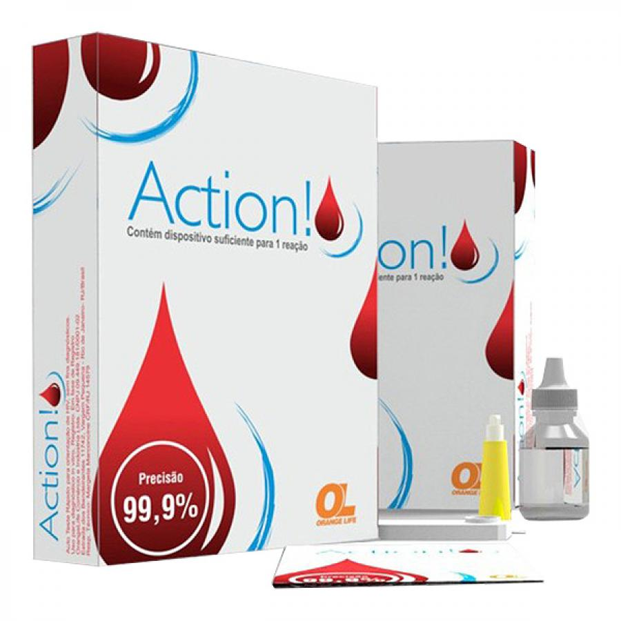 Autoteste Para Anticorpos Hiv Action